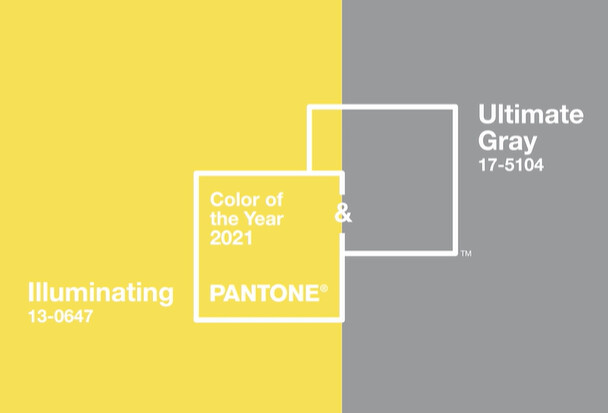 PANTONE - Color of the Year 2021
