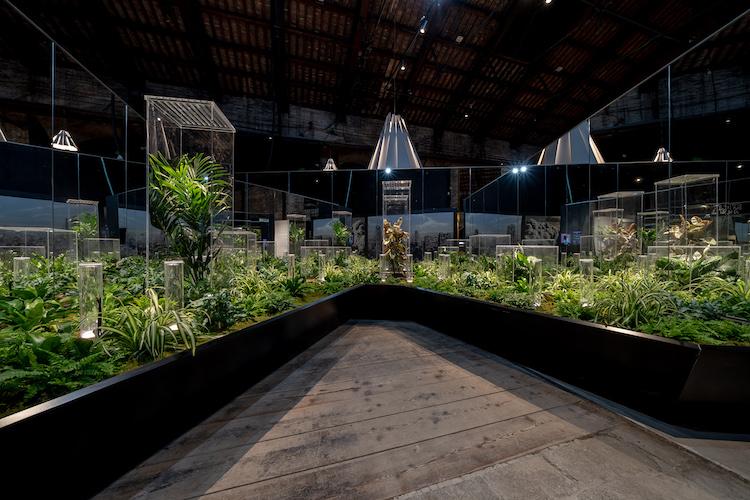 Il padiglione italiano della biennale di Venezia