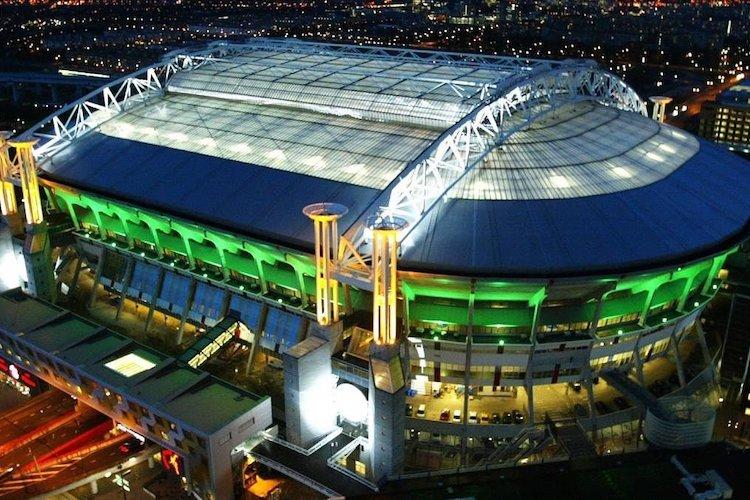 La johan Cruijff Arena ad Amsterdam