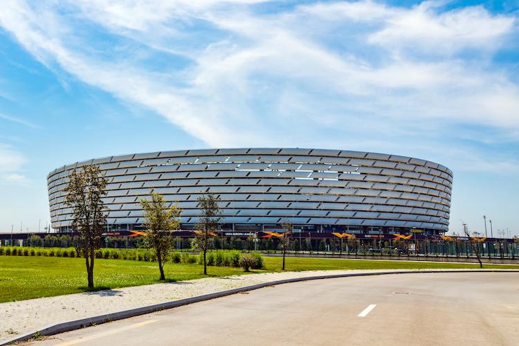tadio Olimpico a Baku